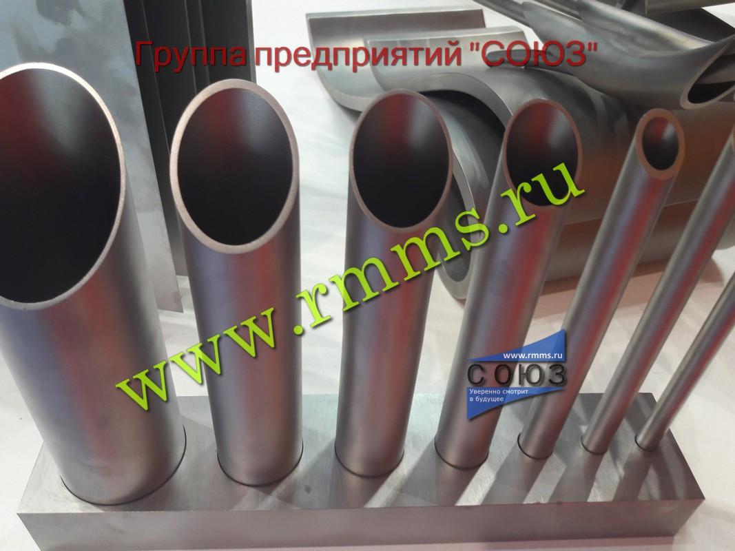 Фото круглых алюминиевых труб