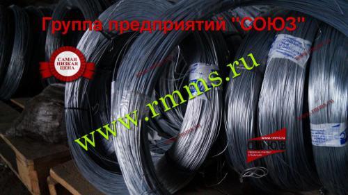 проволока стальная оцинкованная цена 1,0 мм